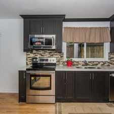 Rental info for Upper Level 3 bedroom fully renovated apartment in the Newmarket area
