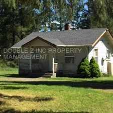 Rental info for Wonderful updated 1 bedroom home located on acreage in Graham.