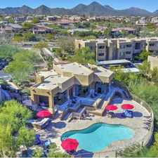 Rental info for Ridge View Luxury Apartments in the Fountain Hills area