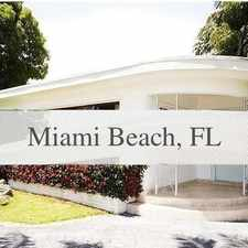 Rental info for Amazing 3 Bedroom, 3 Bath For Rent in the Miami area