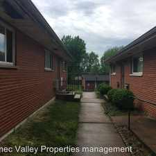 Rental info for 325 Eichelberger in the Mount Pleasant area
