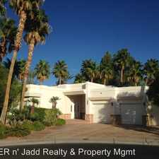 Rental info for 1875 FAIRFIELD TER in the Henderson area
