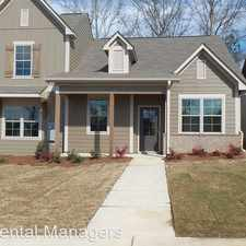 Rental info for 582 The Heights Lane