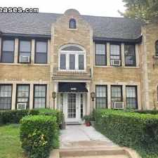 Rental info for $785 1 bedroom House in Dallas Junius Heights in the Dallas area