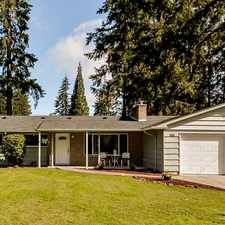 Rental info for Open House Sunday 1-4 Exceptional 3 bedroom Rambler in desirable neighborhood. Minutes to JBLM, I-5, and a schools.