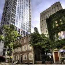 Rental info for The St. James - Residential in the Washington Square West area