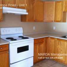 Rental info for 364 Prince Road in the Vernor area