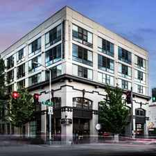 Rental info for Packard Building in the Capitol Hill area
