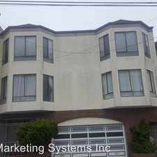 Rental info for 722 35th Avenue in the Outer Richmond area