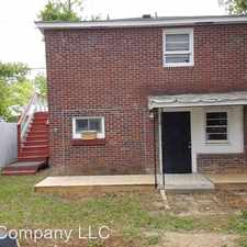 Rental info for 2325-A Laurie Street