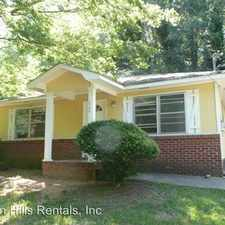 Rental info for 2124 Southern Street