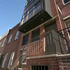 Rental info for 1706 Fontain Street Unit A in the Philadelphia area