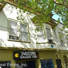Rental info for 805 1/2 Pacific Ave.#3 - 805 1/2 Pacific Ave. #3 in the Santa Cruz area
