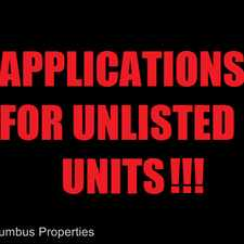 Rental info for Application Property