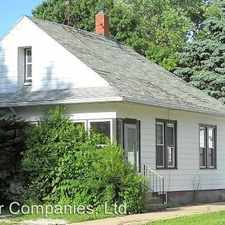 Rental info for 202 S. Cottage Grove