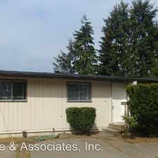 Rental info for 12227 8th Ave S