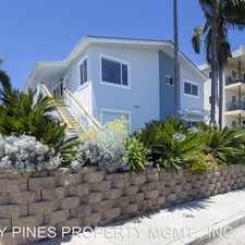 Rental info for 4076-4080 1/2 Crown Point Drive in the Pacific Beach area