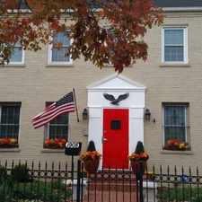 Rental info for $1800 0 bedroom Apartment in Capitol Hill in the Washington D.C. area