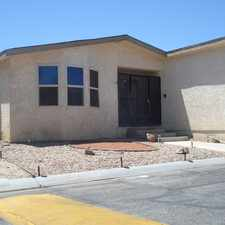 Rental info for 47800 MADISON ST 58 in the Indio area