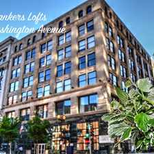 Rental info for Spacious 1 BR Bankers Loft FOR SALE - $169,950 in the Downtown area