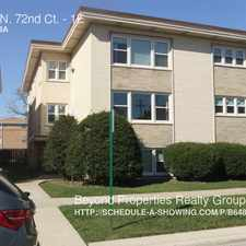 Rental info for 2336 N. 72nd Ct. in the Elmwood Park area
