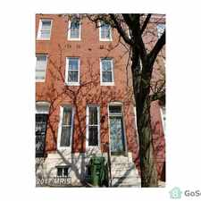 Rental info for Nicely updated with C/A and W/D in the Sandtown-Winchester area