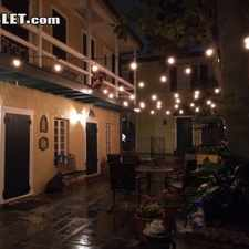 Rental info for $2850 2 bedroom House in French Quarter in the New Orleans area