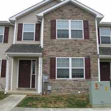 Rental info for $1090 3 bedroom Townhouse in Franklin County Waynesboro