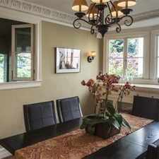Rental info for Coveted Piedmont 3 Bedroom, 2 Bath in the Lakeshore area