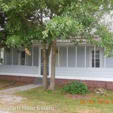 Rental info for 209 N. Dudley St