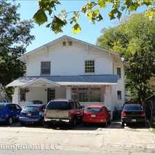 Rental info for 458 College Ave. in the 73069 area