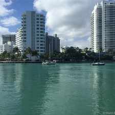 Rental info for 1441 Lincoln Rd Apt 308 in the Downtown area
