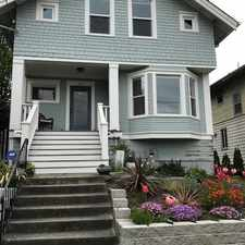 Rental info for 210 28th AVE S in the Leschi area
