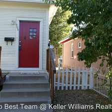 Rental info for 906 West Colorado Ave