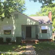 Rental info for 2721 Plum St in the Montgomery area