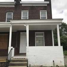 Rental info for 2648 Lehman St in the Mill Hill area