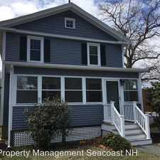 Rental info for 38 New Rochester Road