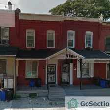 Rental info for Nice house, completely renovated, new hardwood floors. in the Philadelphia area