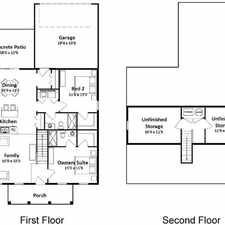 Rental info for New Senior Ready Single Family Home For Lease