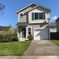 Rental info for 3 Bedroom 2. 25 Bath House In Yelm NOW
