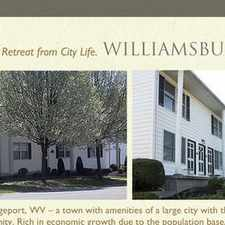 Rental info for Williamsburg Townhouses Is A Quaint Retreat Fro...