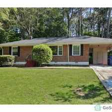 Rental info for Property ID # 9820015433 - 3 Bed / 1 Bath, Atlanta, GA - 1489 Sq ft in the Browns Mill Park area