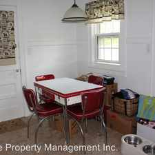Rental info for 89 Vermont #1
