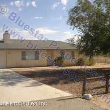 Rental info for 21032 Verde Dr