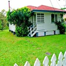Rental info for QUAINT TWO BEDROOM COTTAGE... in the Norman Park area