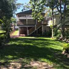 Rental info for 4 BEDROOM PLUS STUDY FAMILY HOME in the Lota area