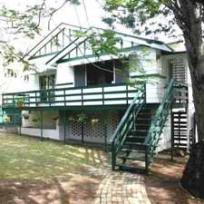 Rental info for SPACIOUS FAMILY HOME IN ASCOT- PET FRIENDLY in the Ascot area