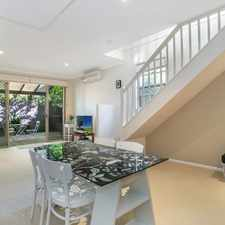 Rental info for LOW MAINTENANCE TOWNHOUSE CLOSE TO CAFES AND SHOPS in the Sherwood area