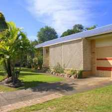 Rental info for Dive into Cremin Street in the Brisbane area