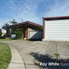 Rental info for ONLY 5mins WALK TO SUNNYBANK PLAZA in the Sunnybank area